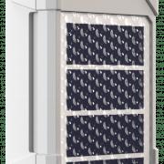 GSatSolar Satellite Tracker - Front 45deg